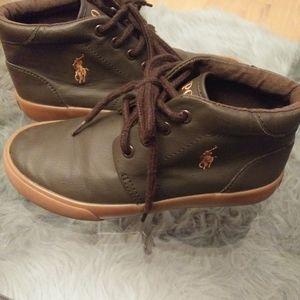 Polo shoes boys